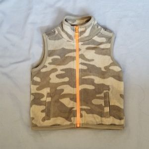 Baby Boy's, Army Printed, Carter's, Sweater Vest